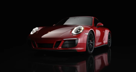 The new 911 GTS models. Drive for more.
